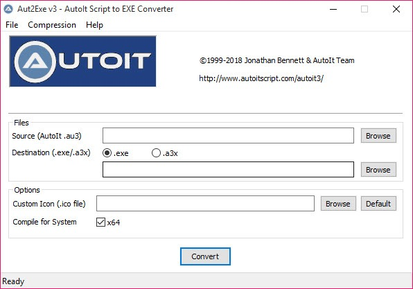 AutoIt 3 3 14 5 Free Download for Windows 10, 8 and 7 - FileCroco com