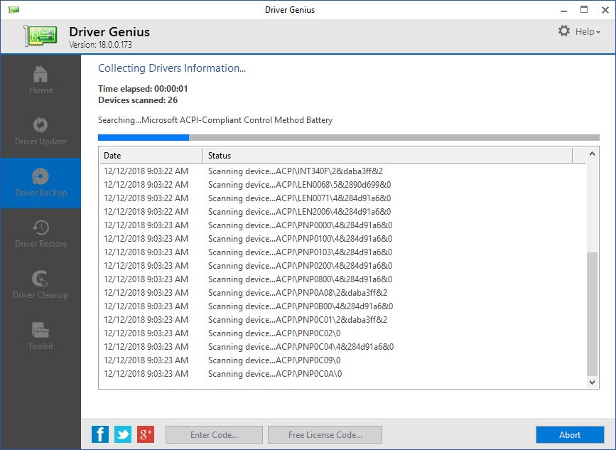 Driver Genius 19.0.0.143 Free Download for Windows 10, 8 and 7