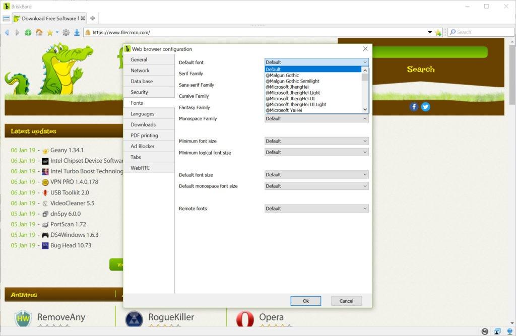 BriskBard 1 8 0 Free Download for Windows 10, 8 and 7 - FileCroco com