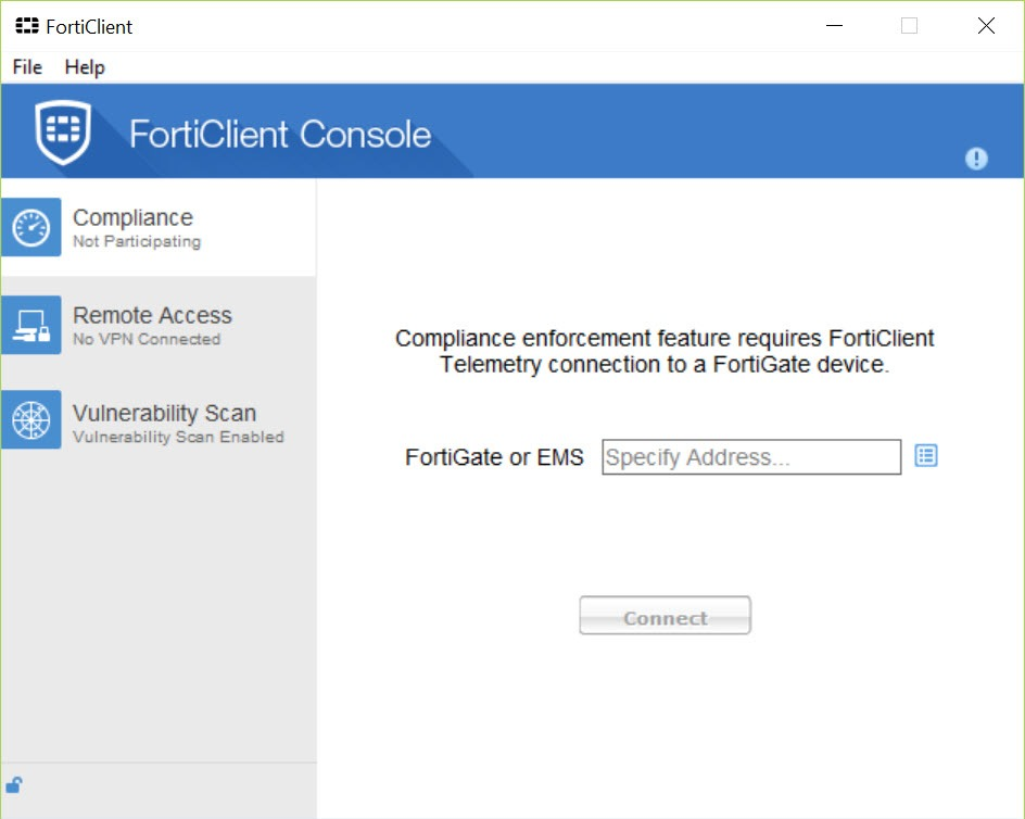 FortiClient 6 2 0 Free Download for Windows 10, 8 and 7