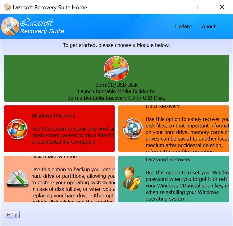 lazesoft recover my password home edition windows 7