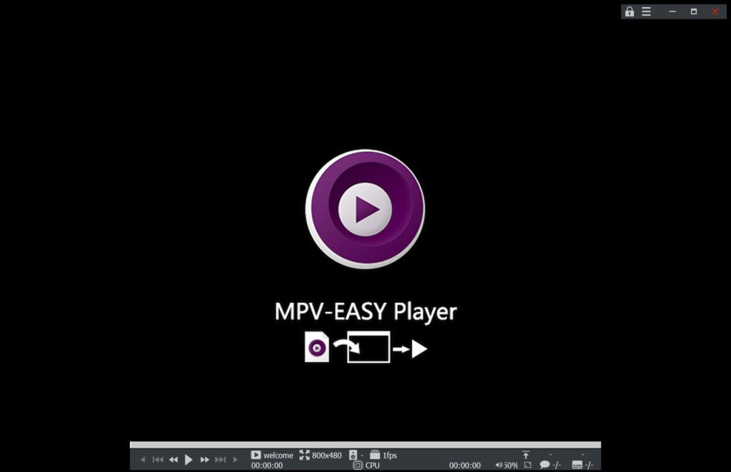 MPV Player 0 29 1 Build 20190609 Free Download for Windows 10, 8 and