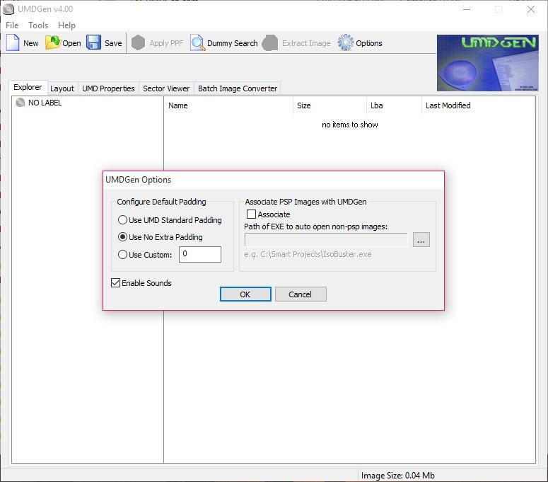 UMDGen 4 00 Build 61205 01 Free Download for Windows 10, 8