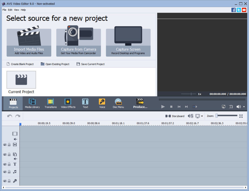 ⛔ Video editing software full version free download for