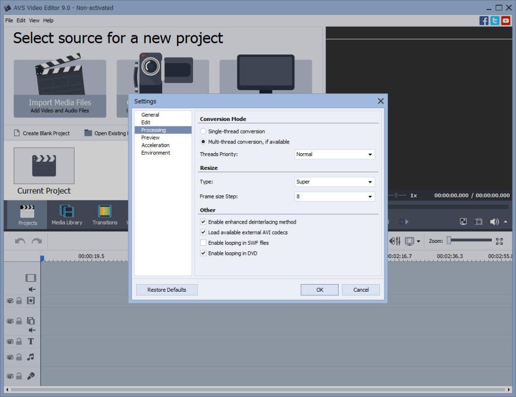 avs video editor free download windows 7