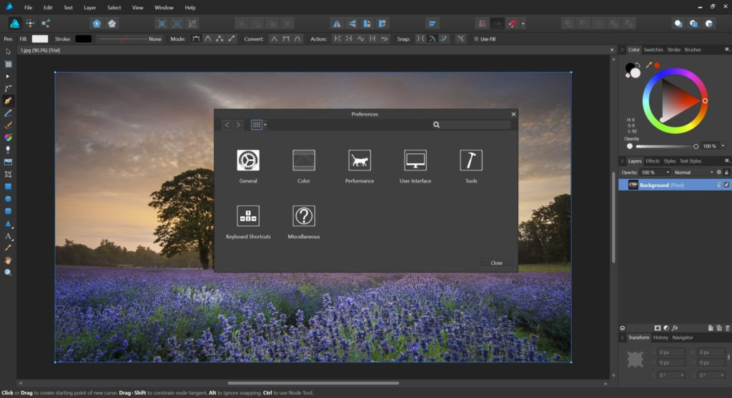 Affinity Designer 1 8 5 703 Free Download For Windows 10 8 And 7 Filecroco Com