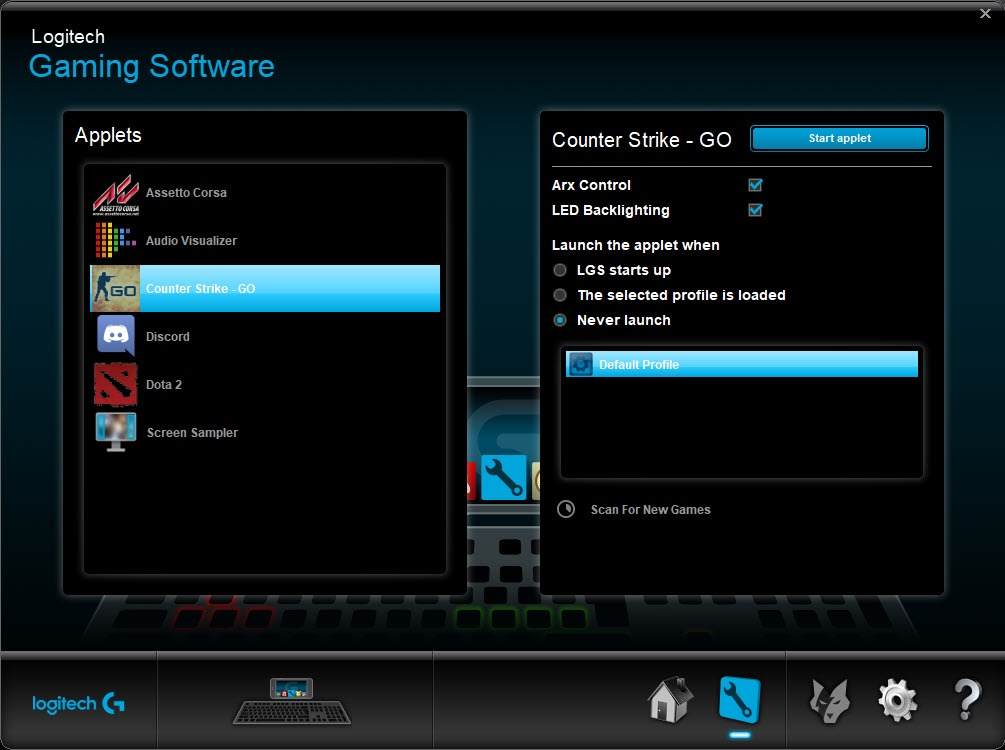 Logitech Gaming Software 9 02 65 Free Download for Windows 10, 8 and