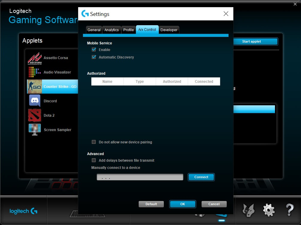 Logitech Gaming Software 9 02 65 Free Download for Windows