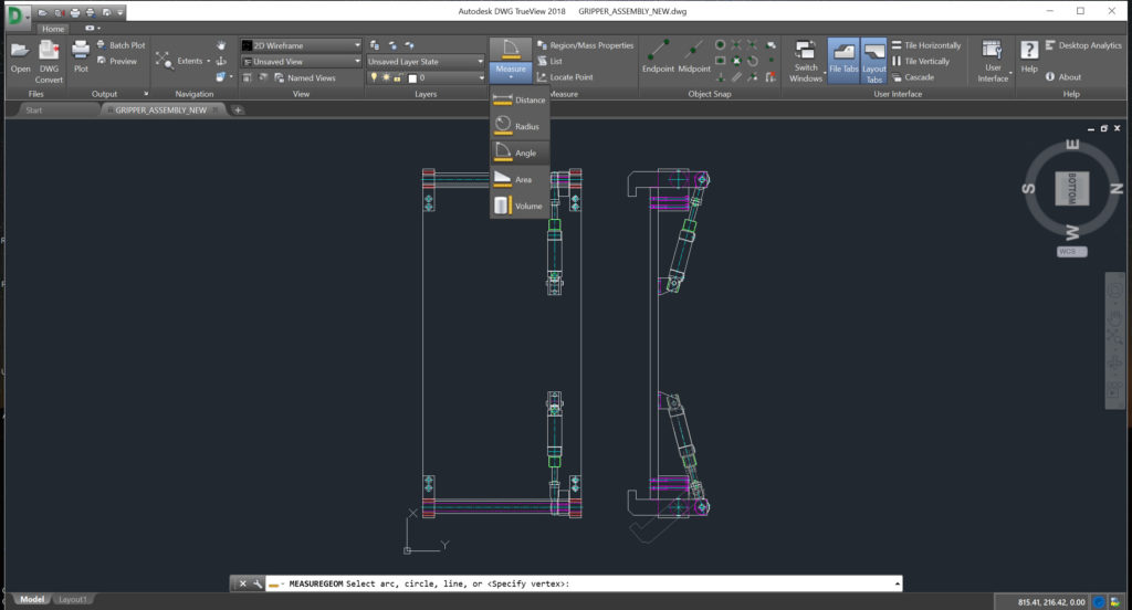 DWG TrueView 2018 O 50 0 0 Free Download for Windows 10, 8