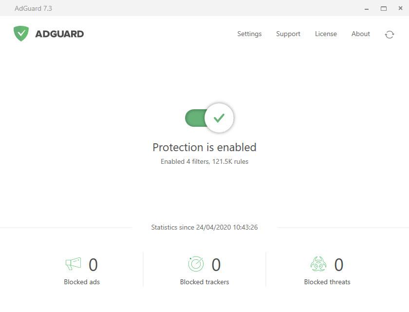 Guard ad